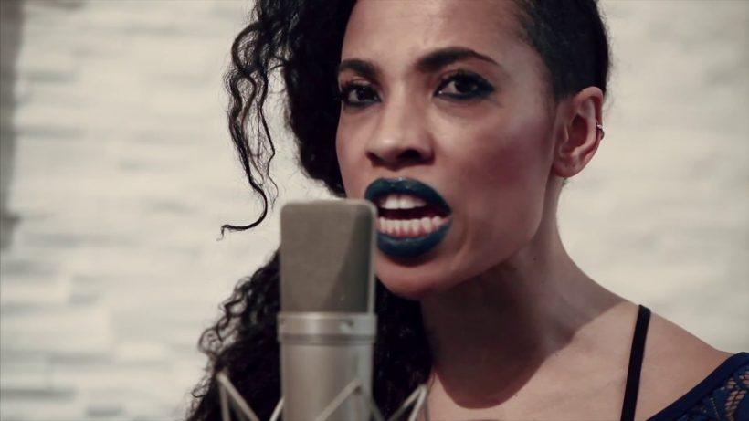 Daniela Pobega e la Sua Voce di Cristallo - La Cover di Let it Go Strega il Web.